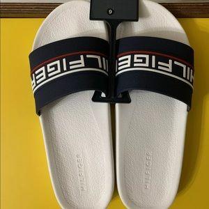 Tommy Hilfighers White Men Sandal Size 9